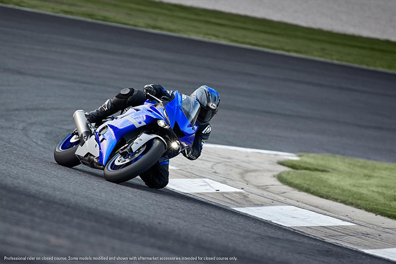 YZF-R6 Yamaha Super Sports Motorcycle
