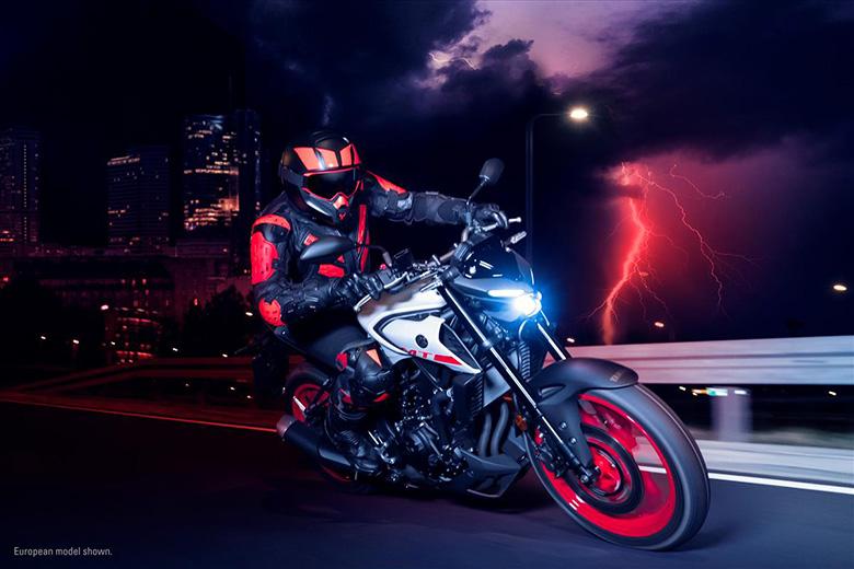 Yamaha 2020 MT-03 Naked Motorcycle