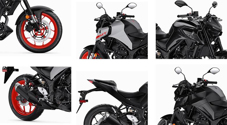 Yamaha 2020 MT-03 Naked Motorcycle Specs