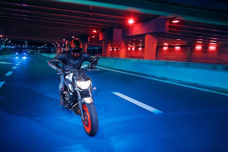 Yamaha 2020 MT-07 Naked Bike