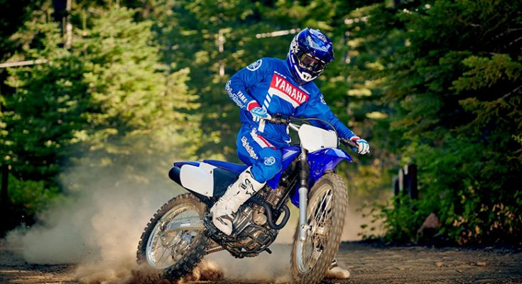 Yamaha 2020 TT-R230 Powerful Dirt Bike