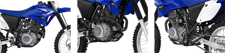 Yamaha 2020 TT-R230 Powerful Dirt Bike Specs