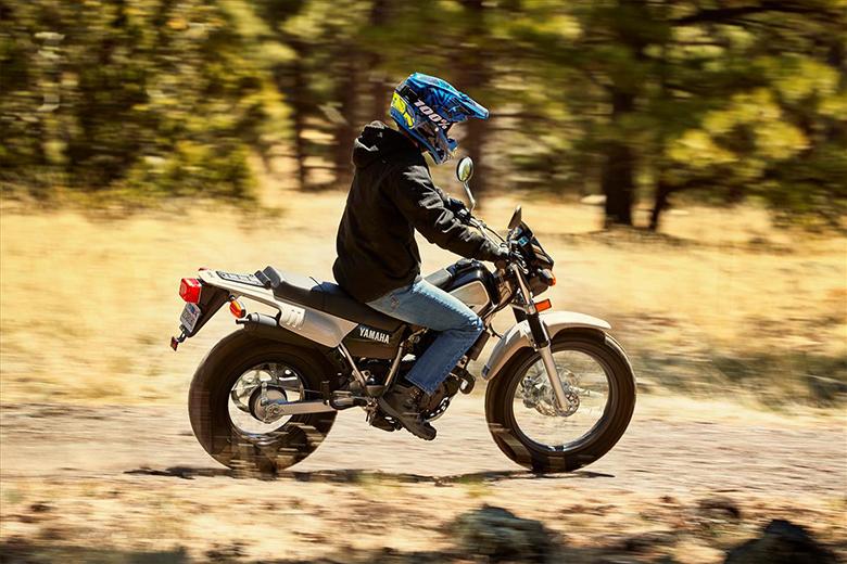 Yamaha 2020 TW200 Dual Sports Motorcycle