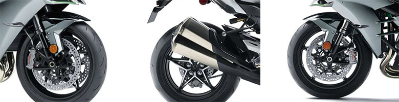 2018 Kawasaki Ninja H2 Powerful Hyper Naked Bike Specs