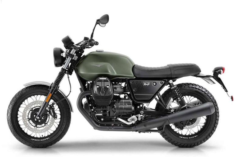 2019 Moto Guzzi V7 III Rough Motorcycle