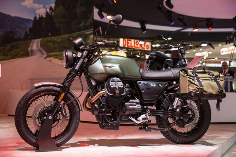 2019 Moto Guzzi V7 III Rough Motorcycle Review Specs