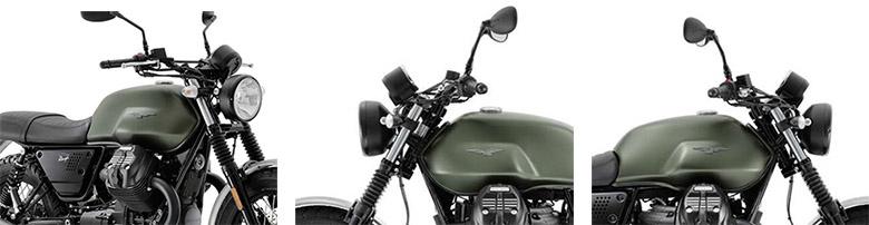 2019 Moto Guzzi V7 III Rough Motorcycle Specs