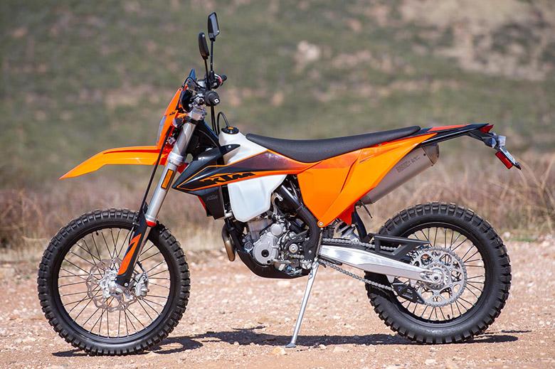 2020 350 EXC-F KTM Dirt Motorcycle
