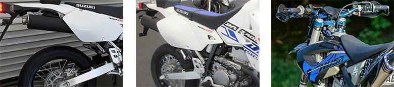 2020 DR-Z400SM Suzuki Super Moto Specs