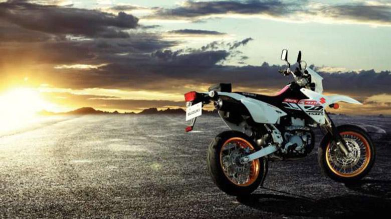 2020 DR-Z400SM Suzuki Super Moto