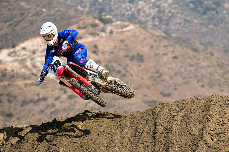 2020 Honda CRF450R Dirt Motorcycle