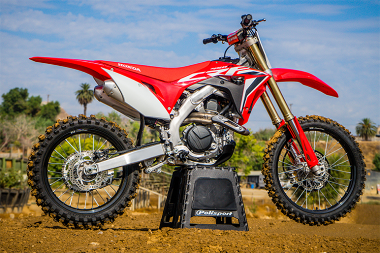 2020 Honda CRF450R Dirt Motorcycle Review Specs Price