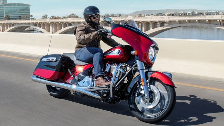 2020 Indian Chieftain Elite Touring Motorcycle