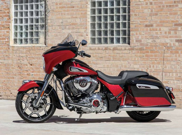 2020 Indian Chieftain Elite Touring Motorcycle Review Price Specs
