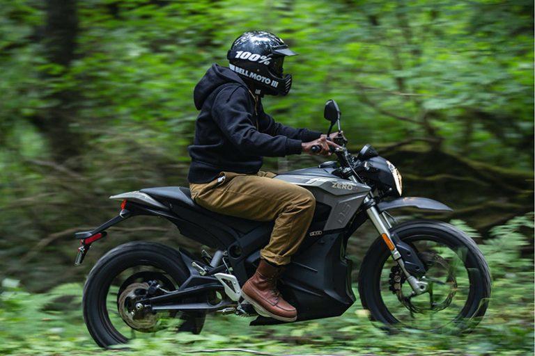 2020 Zero DRS/BF Electric Adventure Motorcycle Review Specs Price
