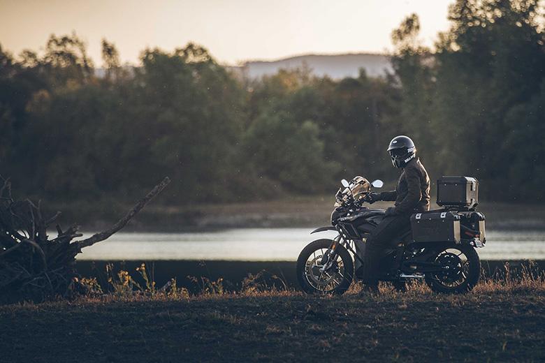 2020 Zero DRS/BF Electric Adventure Motorcycle