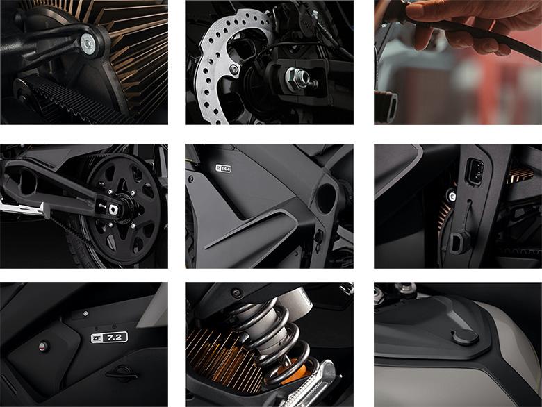 2020 Zero DRS/BF Electric Adventure Motorcycle Specs