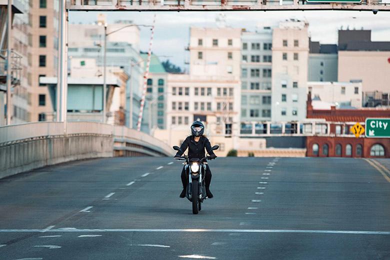 2020 Zero DS Electric Motorcycle