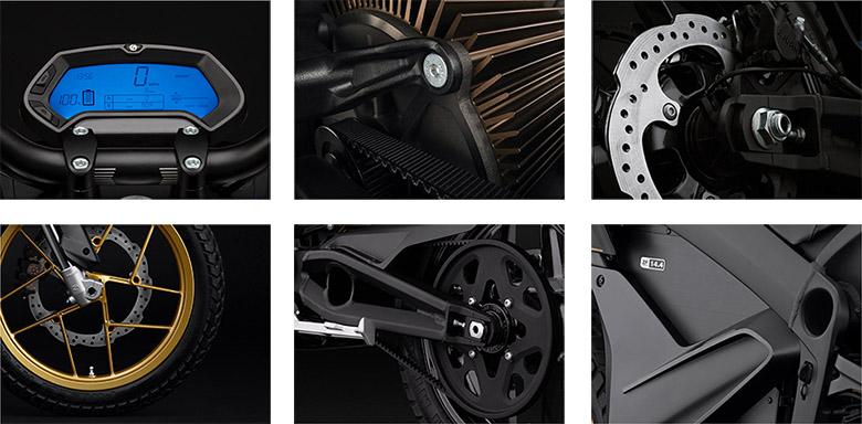 2020 Zero DS Electric Motorcycle Specs