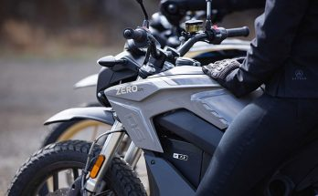 2020 Zero DS Electric Motorcycle