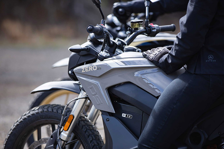 2020 Zero DS Electric Motorcycle Review Specs Price