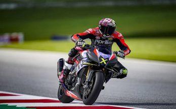 2021 Aprilia Tuono V4 X Sports Motorcycle