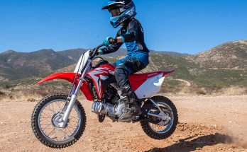 CRF110F 2020 Honda Dirt Bike