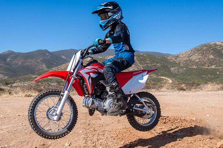 CRF110F 2020 Honda Dirt Bike Review Specs Price