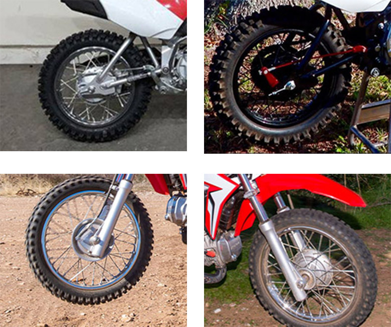 CRF110F 2020 Honda Dirt Bike Specs