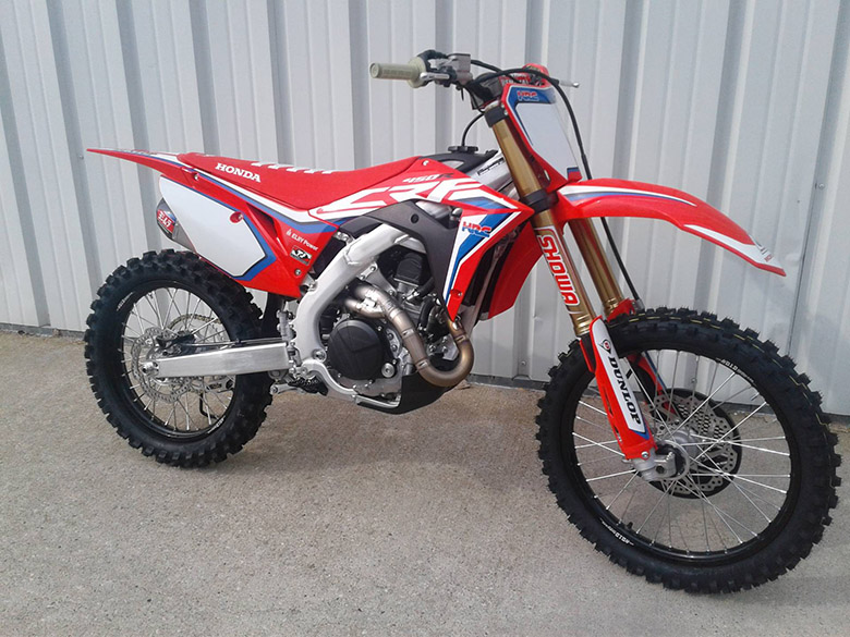 CRF450RWE 2020 Honda Powerful Dirt Bike
