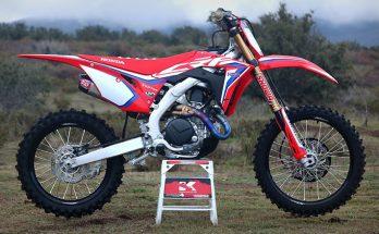 CRF450RWE 2020 Honda Powerful Dirt Bike