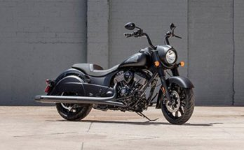 Chieftain Dark Horse 2020 Indian Touring Bike