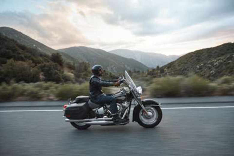 Harley-Davidson 2020 Heritage Classic Touring Bike