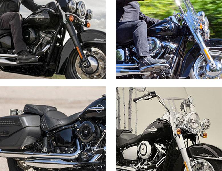 Harley-Davidson 2020 Heritage Classic Touring Bike Specs