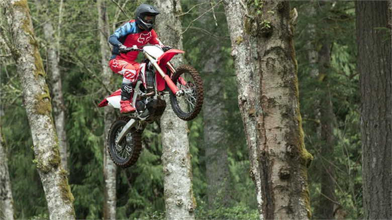 Honda 2020 CRF450RX Dirt Motorcycle Review Specs Price