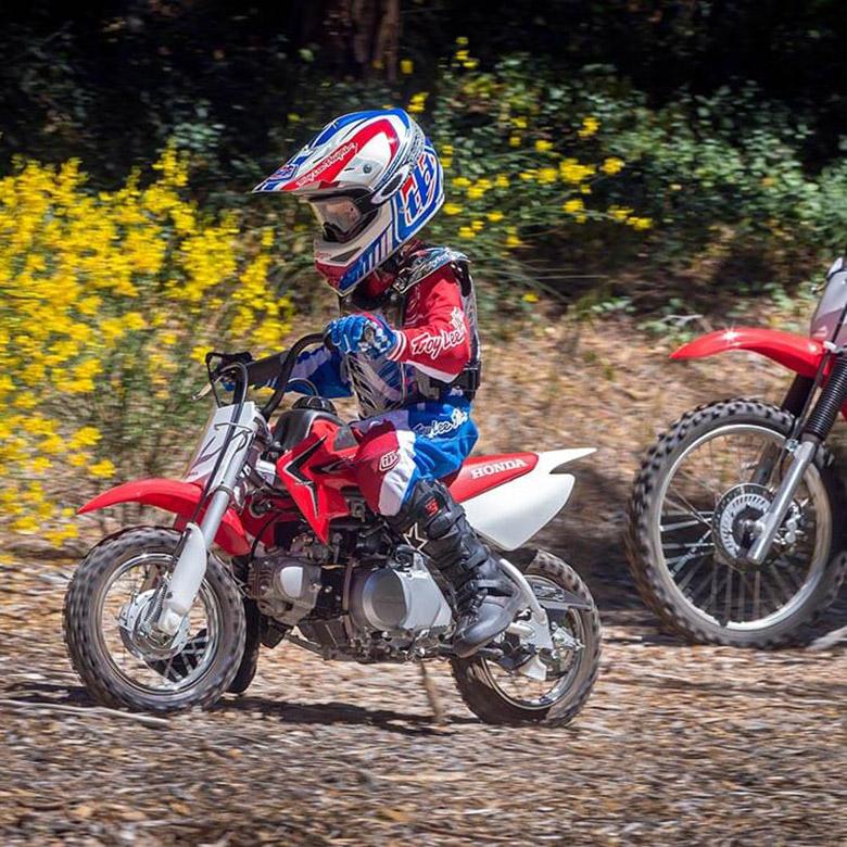 Honda 2020 CRF50F Mini Dirt Motorcycle