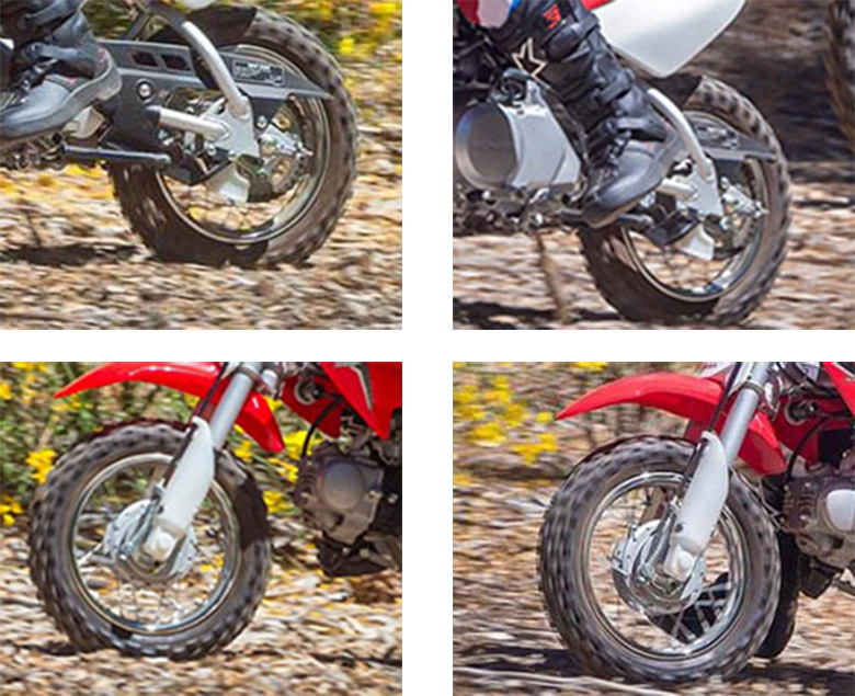 Honda 2020 CRF50F Mini Dirt Motorcycle Specs