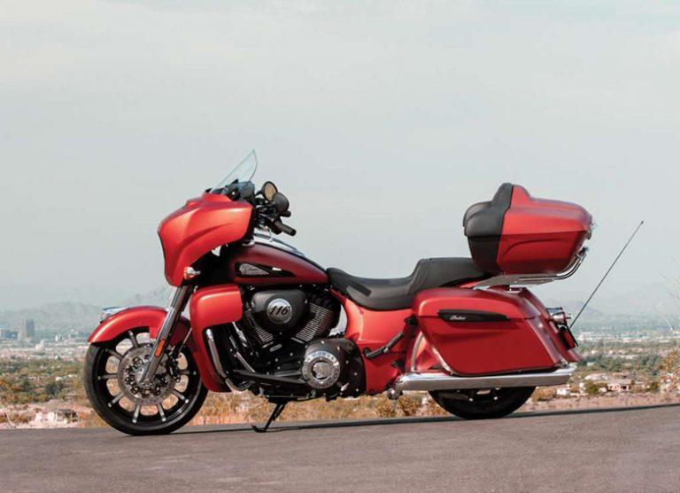 Indian 2020 Roadmaster Dark Horse Touring Bike Review Specs Price
