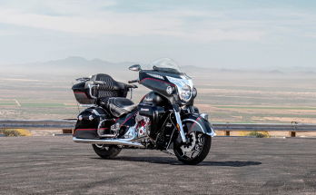 Indian 2020 Roadmaster Elite Tourer