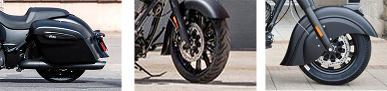 Indian Chief Dark Horse 2020 Powerful Touring Motorcycle Specs