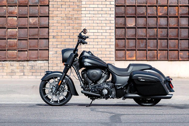 Indian Chief Dark Horse 2020 Powerful Touring Motorcycle