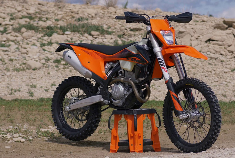 KTM 2020 500 EXC-F Powerful Enduro Off-Roader