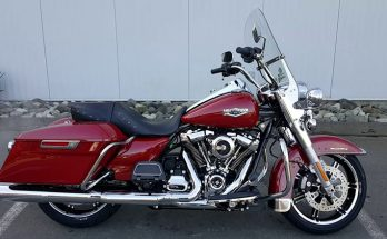 Road King 2020 Harley-Davidson Touring Motorcycle