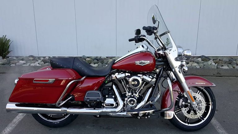 Road King 2020 Harley-Davidson Touring Motorcycle Review Specs Price