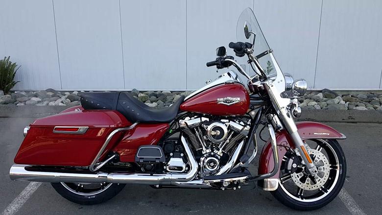 Road King 2020 Harley-Davidson Touring Motorcycle