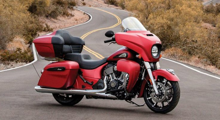 Roadmaster Dark Horse 2020 Indian Tourer