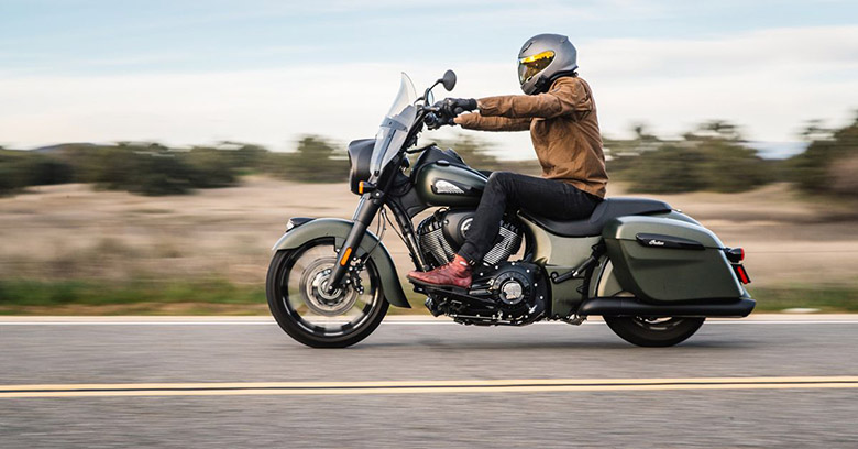 Springfield Dark Horse 2020 Indian Touring Motorcycle