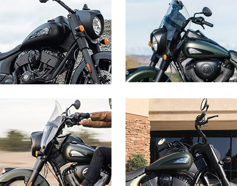 Springfield Dark Horse 2020 Indian Touring Motorcycle Specs
