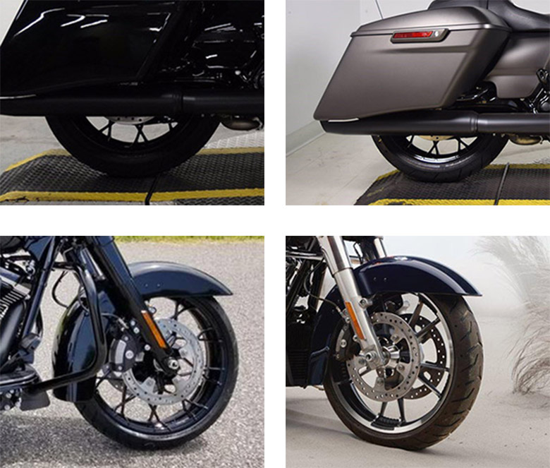 Street Glide 2020 Harley-Davidson Touring Bike Specs