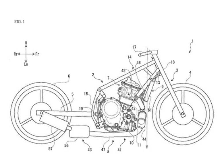 Suzuki is Developing Parallel Twin Engine